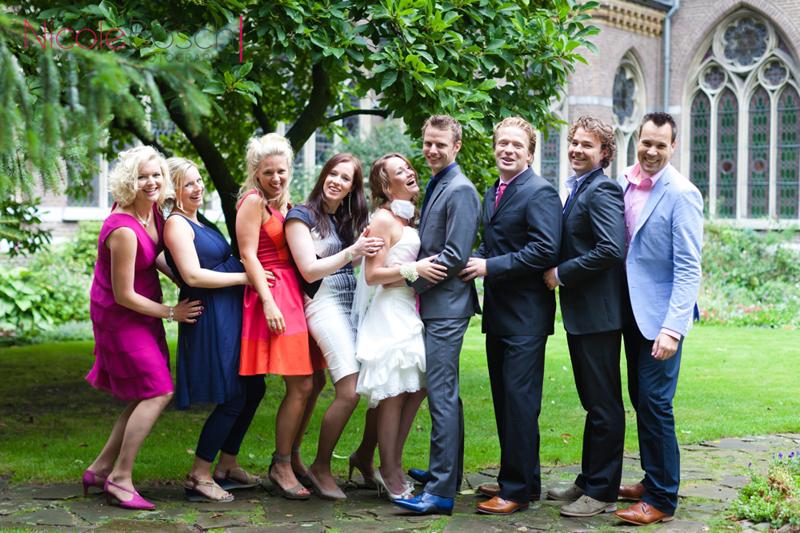 Beroemd Stoere korte trouwjurk: de Assepoester ervaring van Doreen AO01