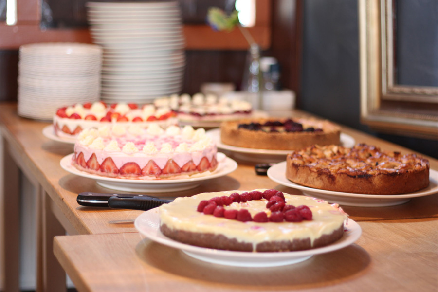 Alternatief voor bruidstaart: zet je gasten aan het bakken ...