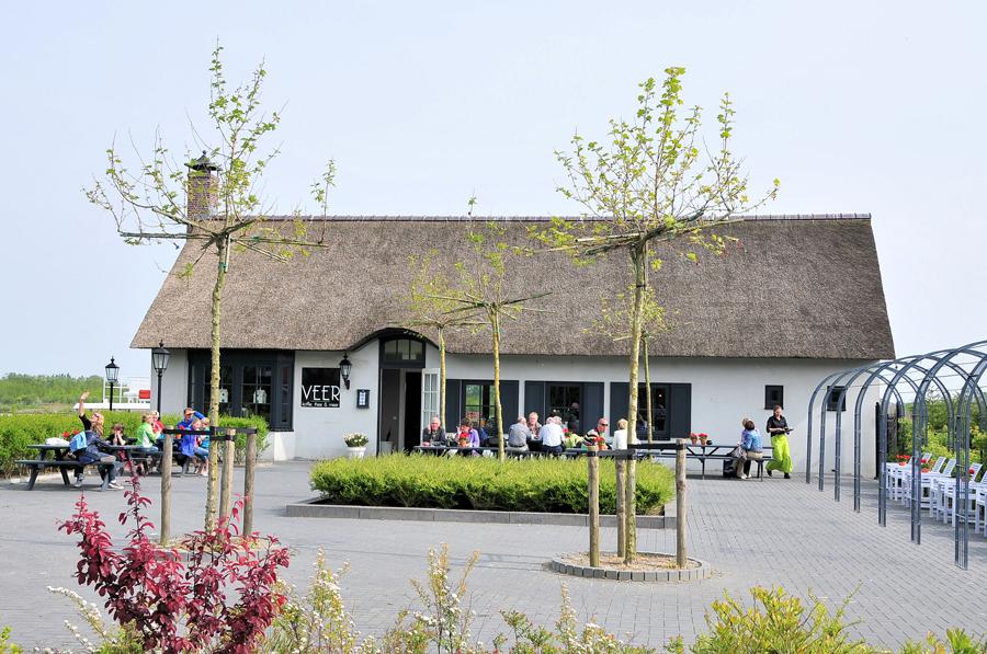 trouwlocatie noord holland veer