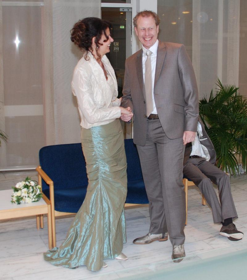 Trouwjurk 2e Huwelijk.Voor De Tweede Keer Trouwen In Het Bijzijn Van De Mensen Die Je Er