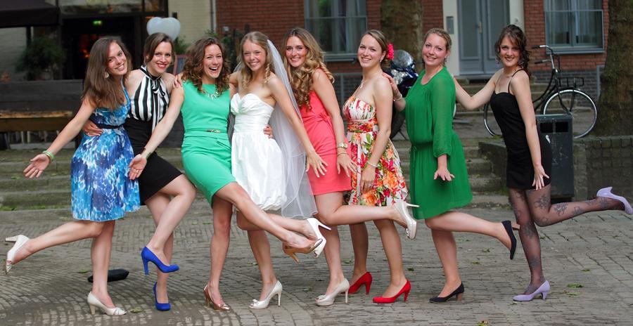 jurkje daggast bruiloft