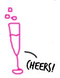 bubbels cheers