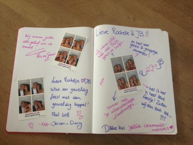 Genoeg 10 alternatieve ideeën voor een gastenboek - Assepoester.com #IW83