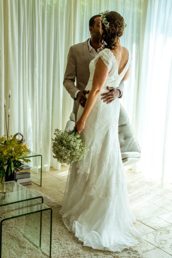 romantische trouwjurk Joske