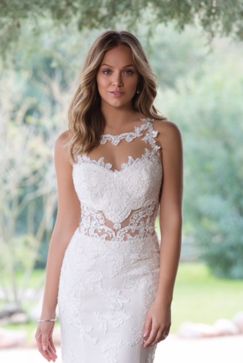 2e hands kleding trouwjurk