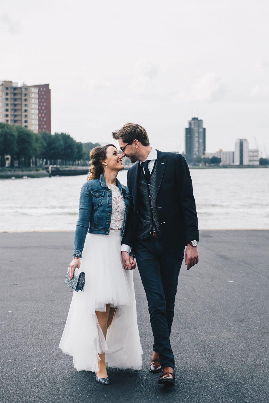 Mix & match: trouwjurken tot 1000 euro