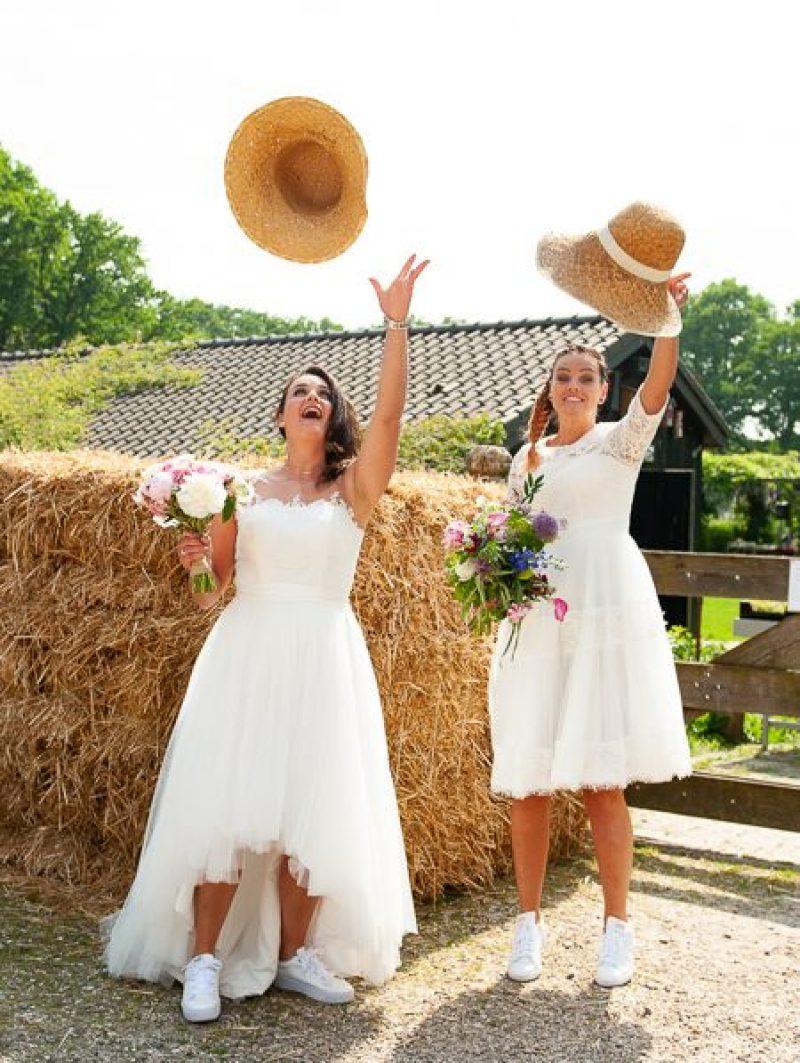 trouwkleding dames