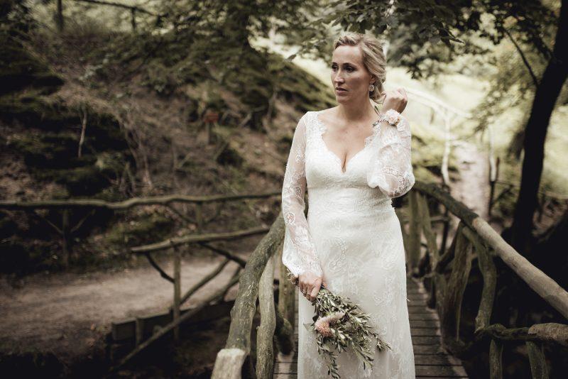 Trouwjurk Oudere Bruid Of Dames Voor Tweede Huwelijk 50
