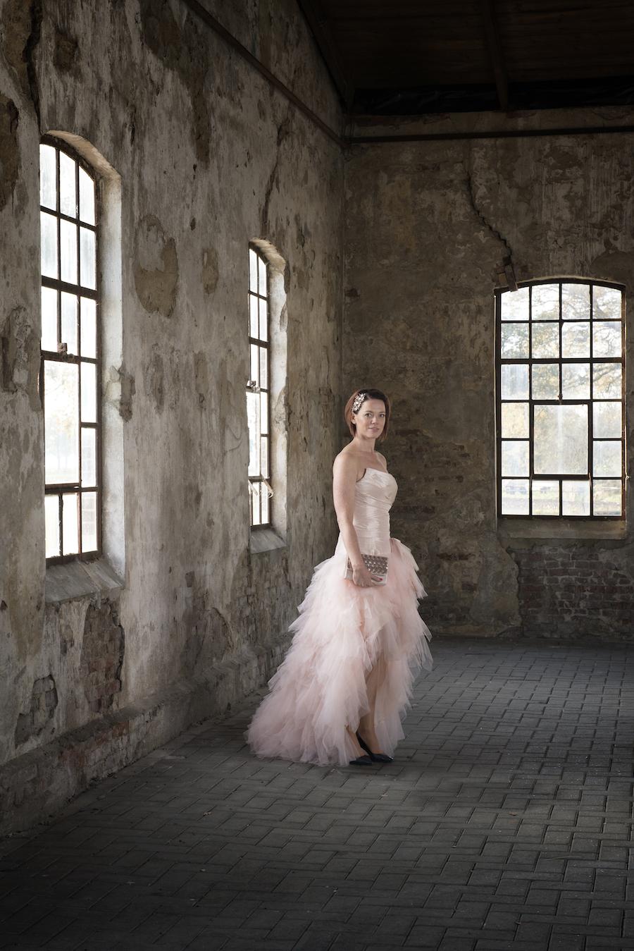 Een Roze Trouwjurk Judith S Ervaring Met Assepoester
