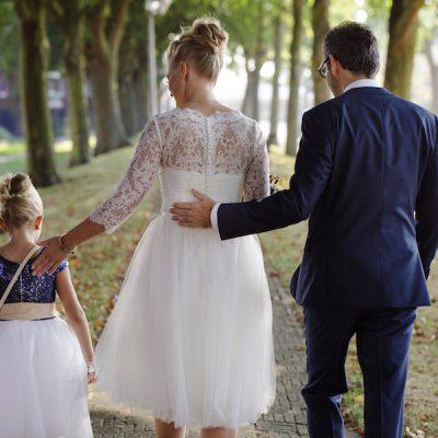 klein trouwen