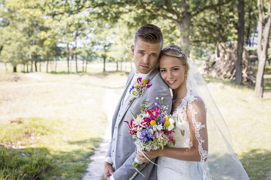 klassieke bruid