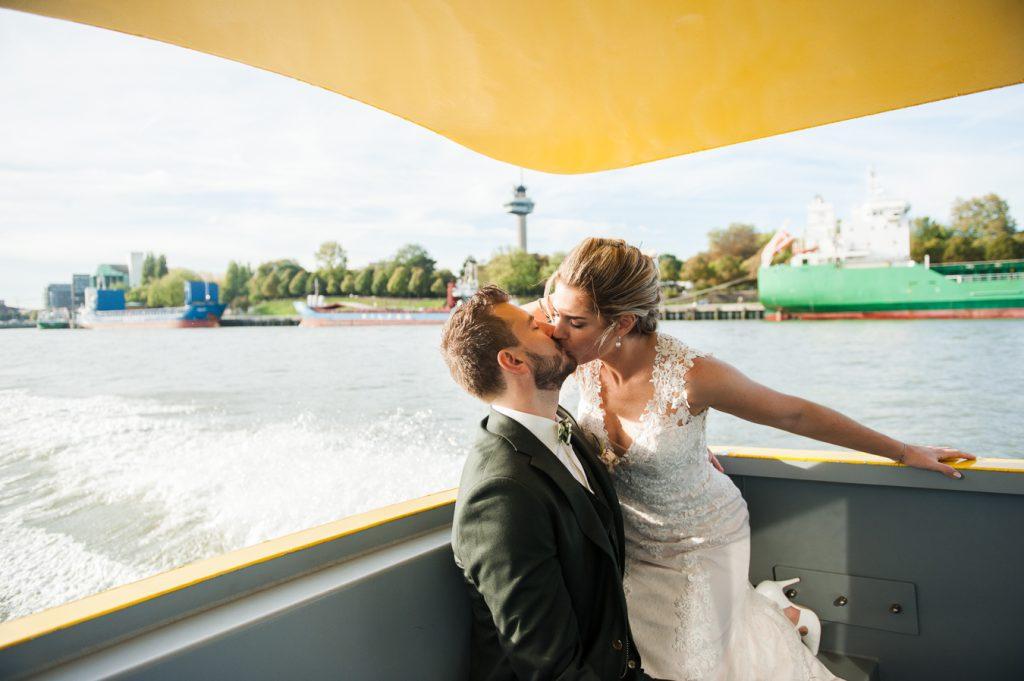 vintage romantische trouwjurk Assepoester