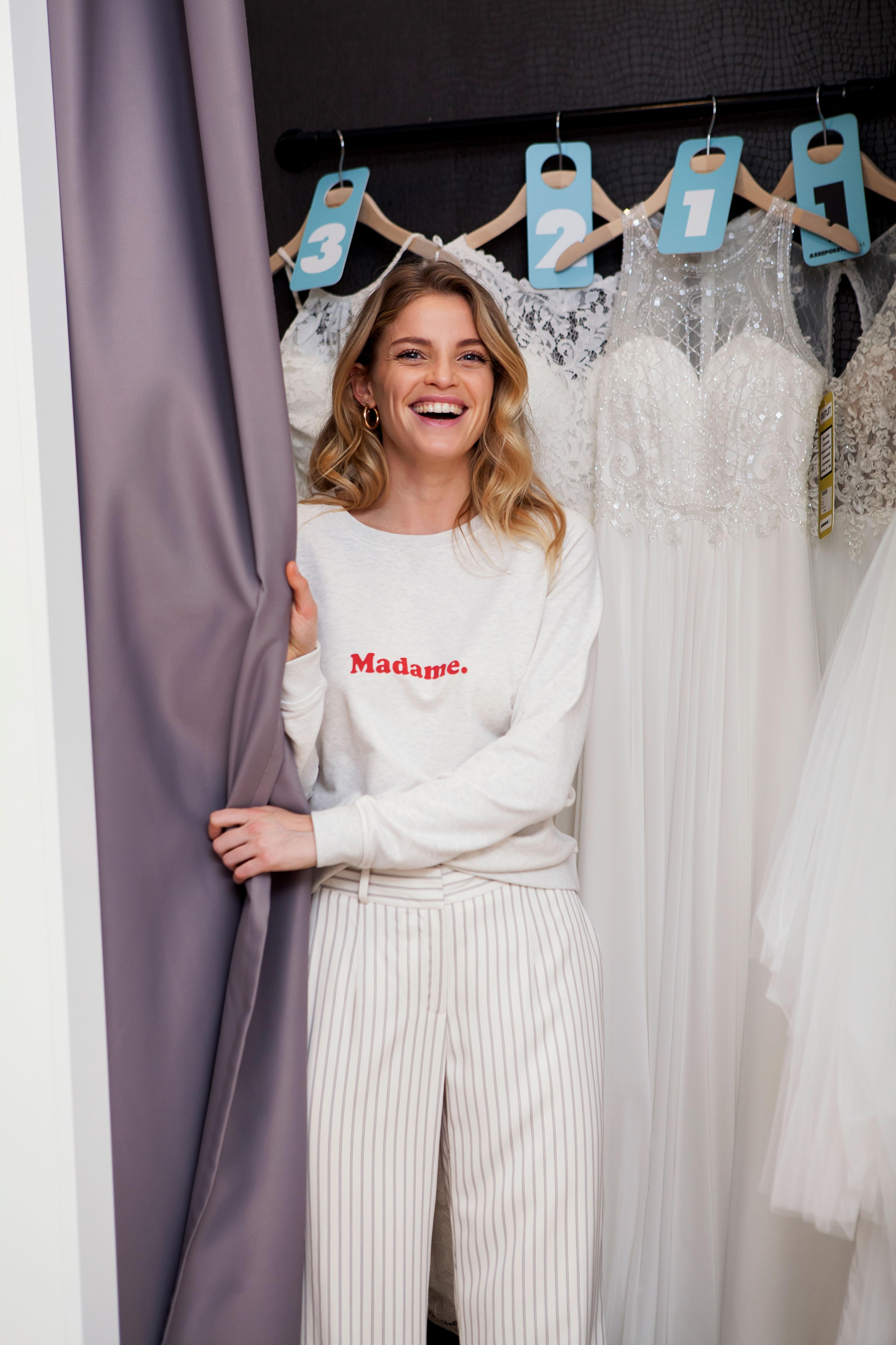 Bruidsmodewinkel zonder gedoe