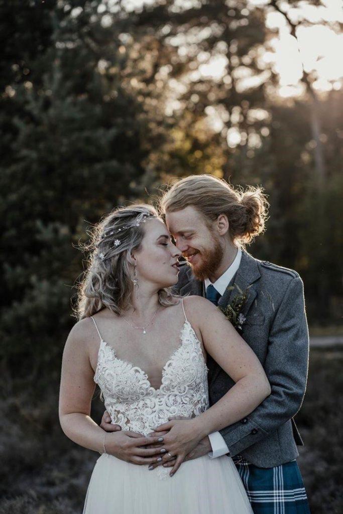 trouwen in corona-tijd Assepoester