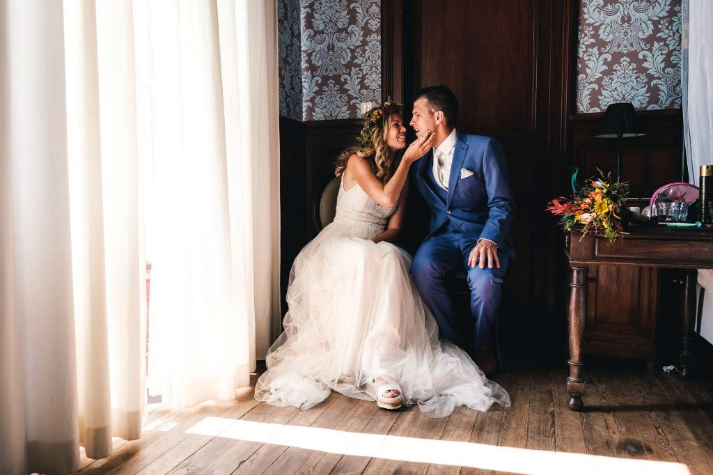 Laura trouwen in het buitenland Assepoester